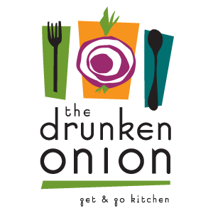 the drunken onion logo